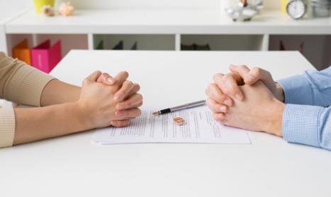 Divorce accepté